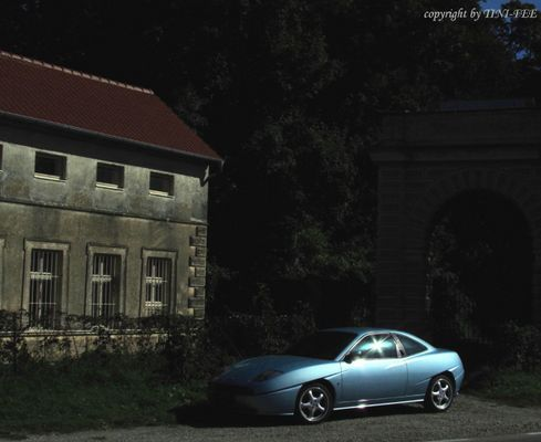 FIAT COUPE - Last Edition