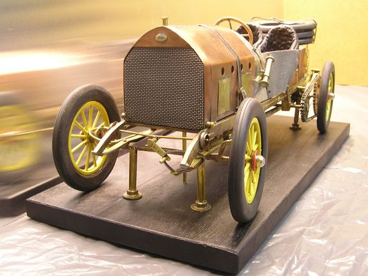FIAT F2 ,139 HP , GP rennwagen/race car 1907