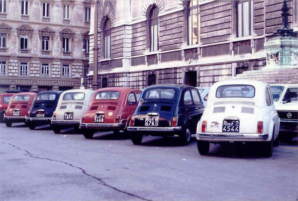 Fiat in Rom