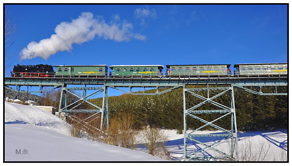 Fichtelbergbahn 1