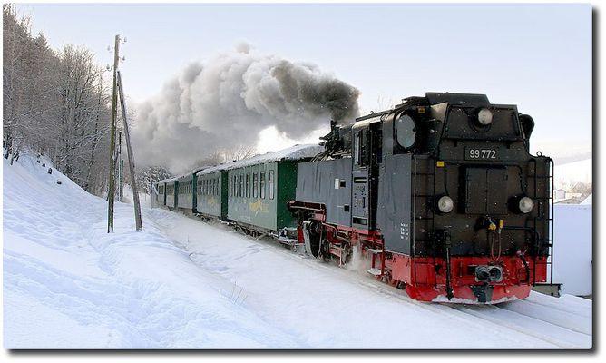 Fichtelbergbahn...