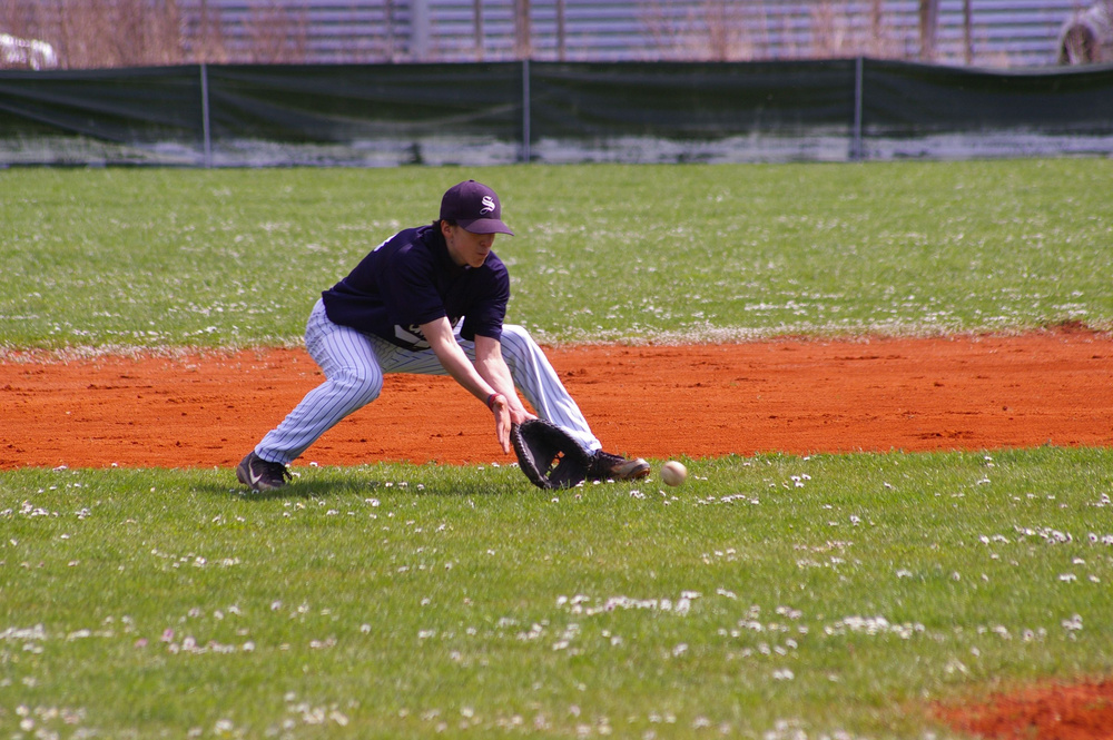 Fielding the Ball