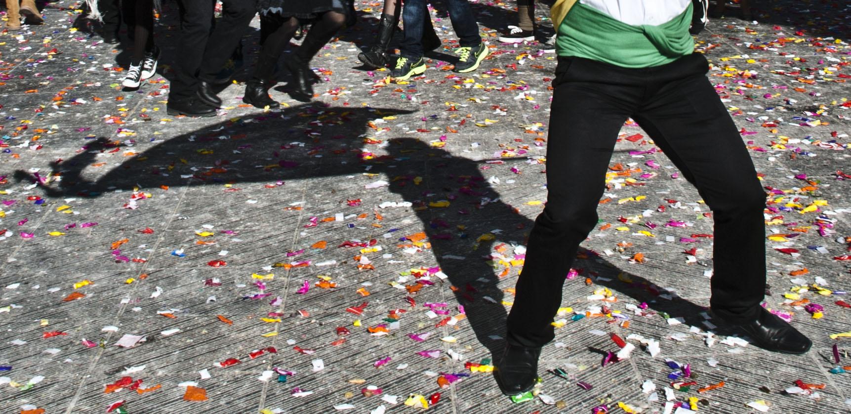 Fiesta de Carnaval en Vilanova i la Geltru