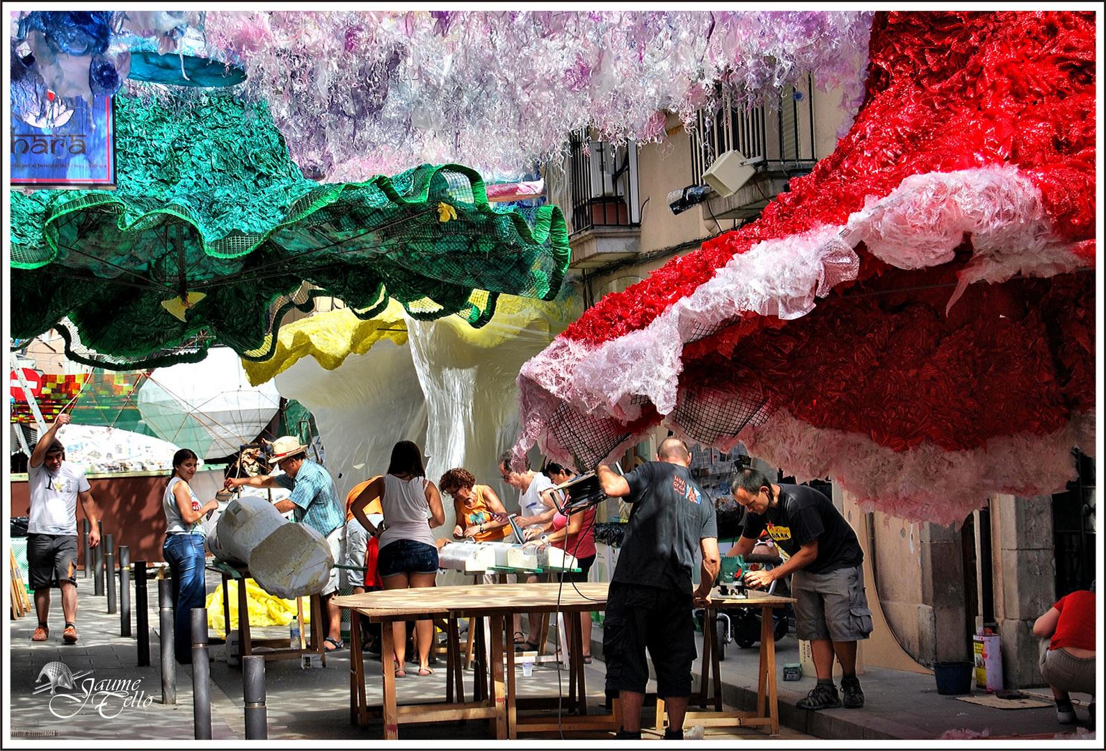 Fiesta de Gracia 2012 c