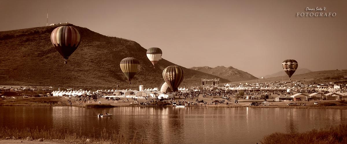 Fiesta del globo 2012