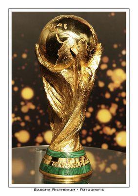 FIFA WM-POKAL - DER ECHTE!