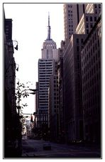 Fifth Avenue am Sonntagmorgen