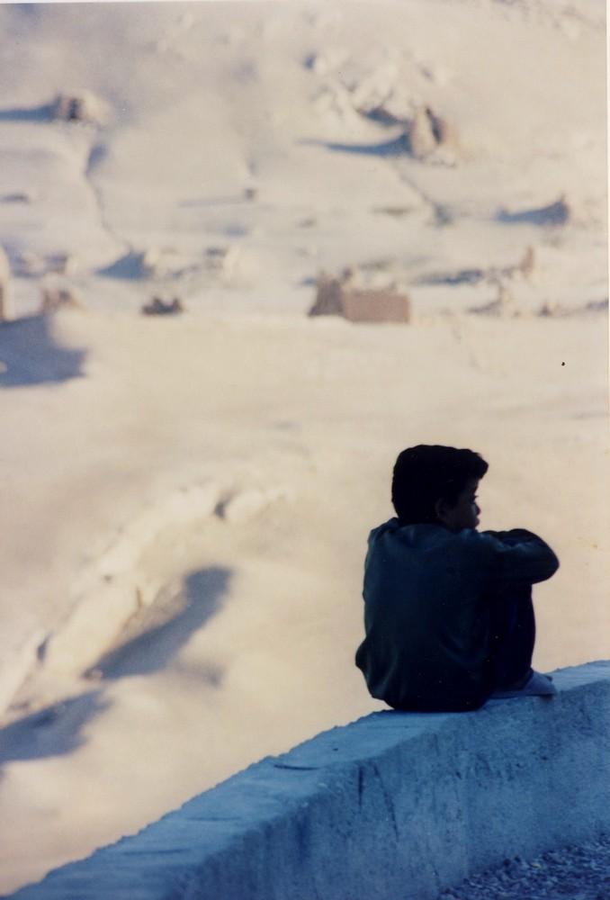 ..figlio del deserto..Palmira( Siria)