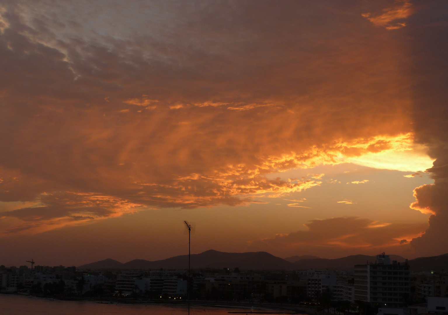 Figueretas Sunset