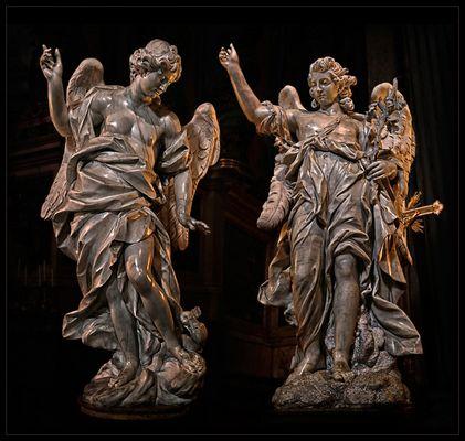 Figürliches in Sant' Ignazio, Rom