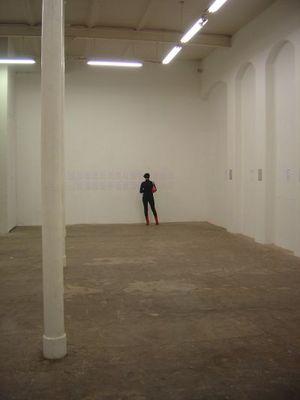 Figur at exhibition.