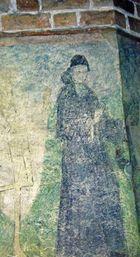 Figur aus dem Totentanz Marienkirche Berlin