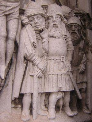 Figuren in der Sebalduskirche (Nürnberg)