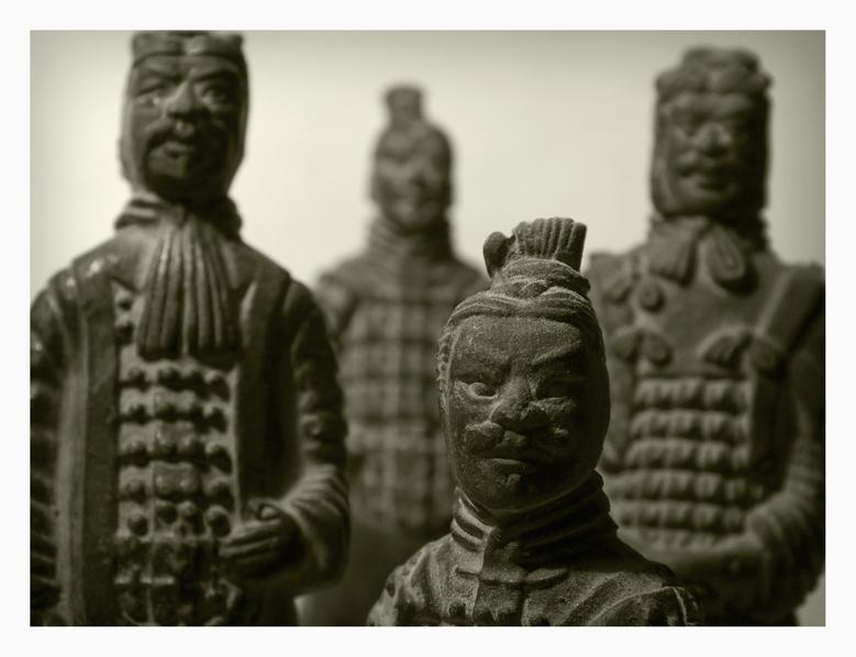 Figuritas terracota