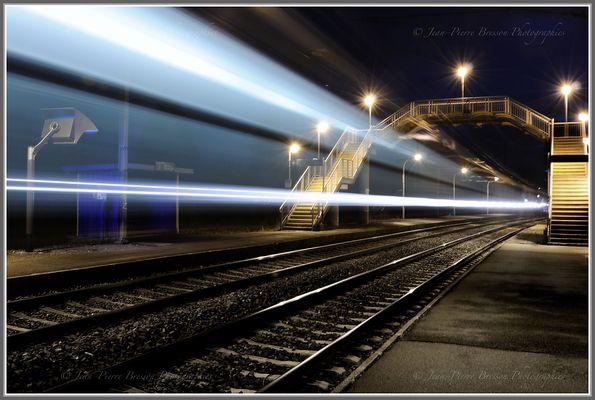 Filé en gare