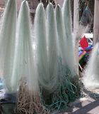 filets de pêche au wallon des auffes à Marseille