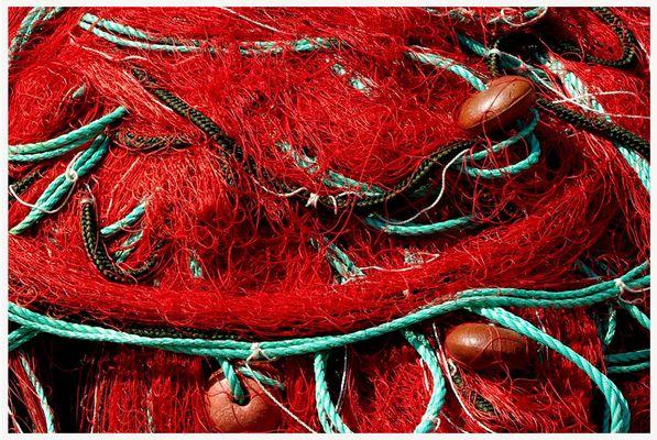 Filets de peche .... Port Vendres 66
