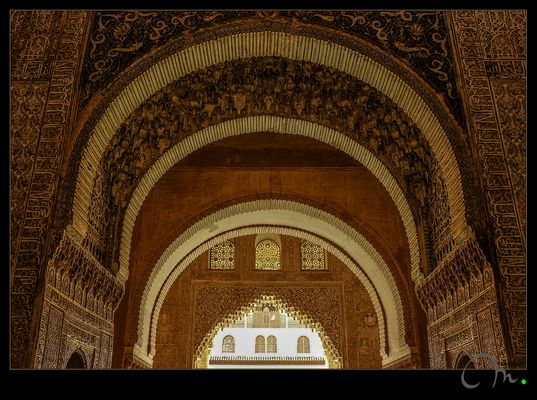 Filigranas de La Alhambra -- La GKDDGR-1