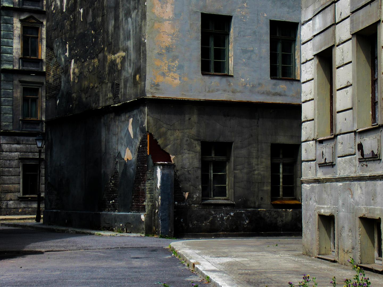 Filmkulisse Babelsberg