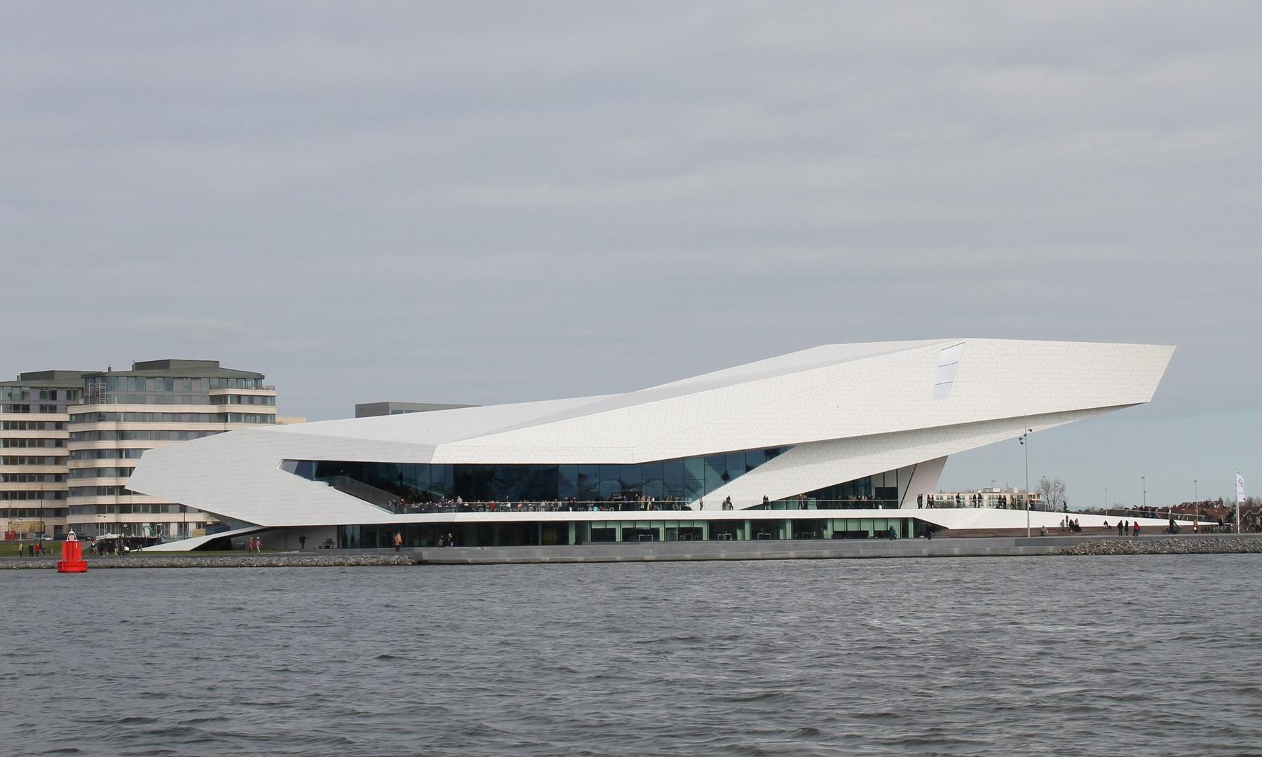 "Filmmuseum ""The Eye"" in Amsterdam"