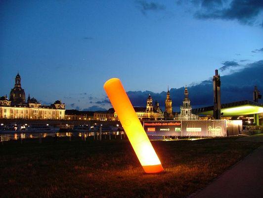 Filmnächte - Elbufer - Dresden