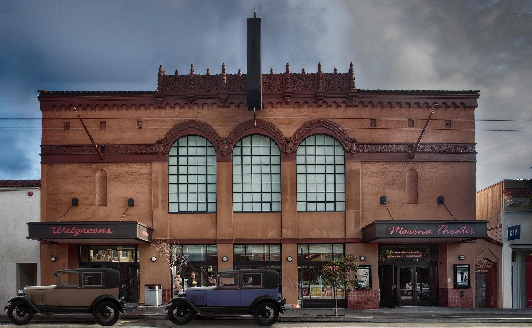 Filmtheater in San Francisco