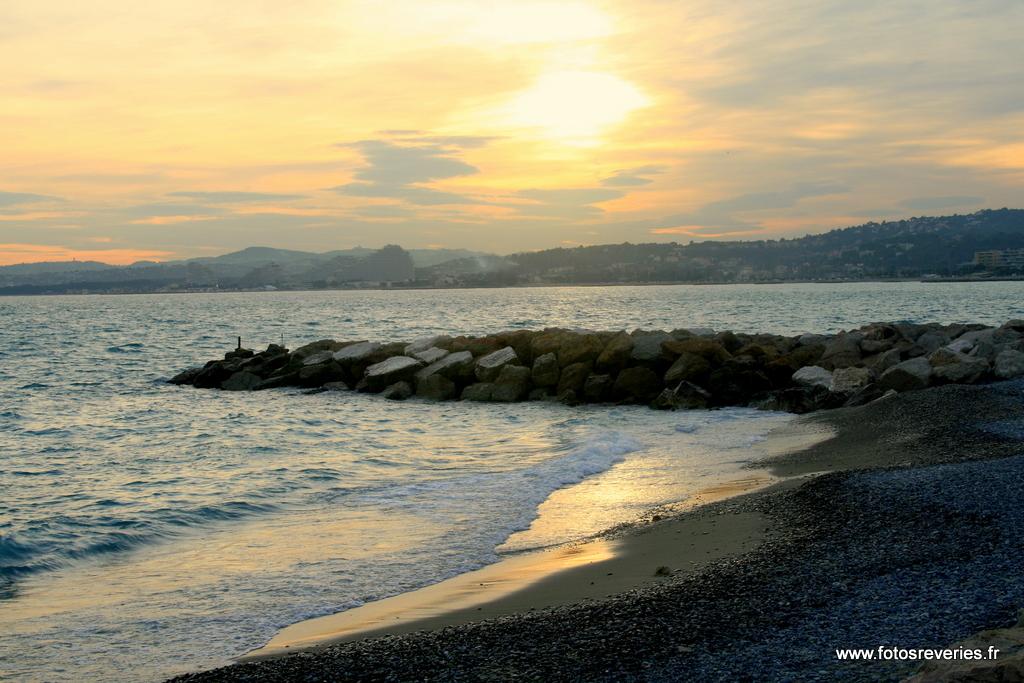 Fin d'Après-Midi à Cagnes sur Mer