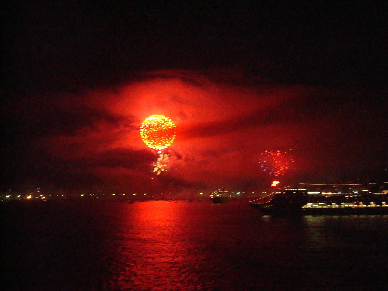 Fin de Año en Copacabana 2