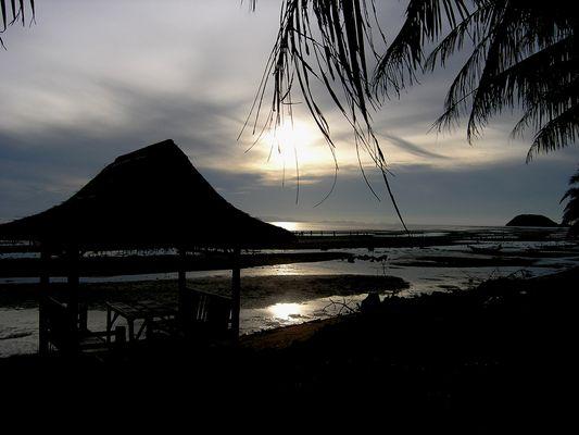 Fin de journée sur KO LANTA (Thailande)