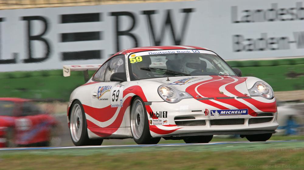 Finale- Porsche Sportscup