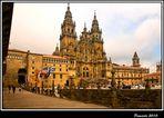 Finalizando el Camino de Santiago- Santiago der Compostela- A Coruña.
