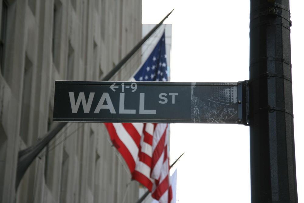 Finanzmarkt der Welt