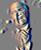 Finanzminister Eichel erfährt soeben die NRW-Wahlergebnisse....
