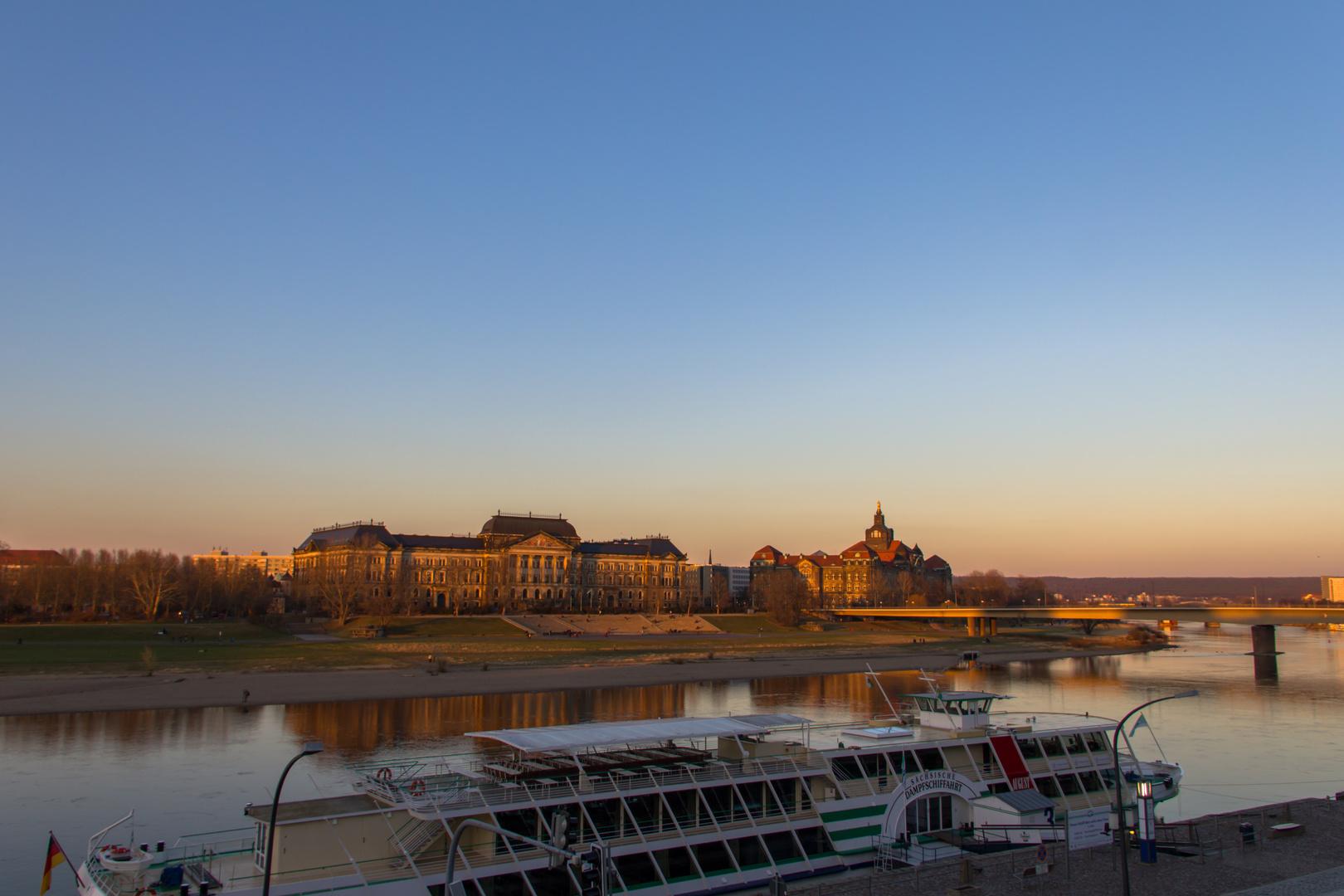 Finanzministerium zu Dresden