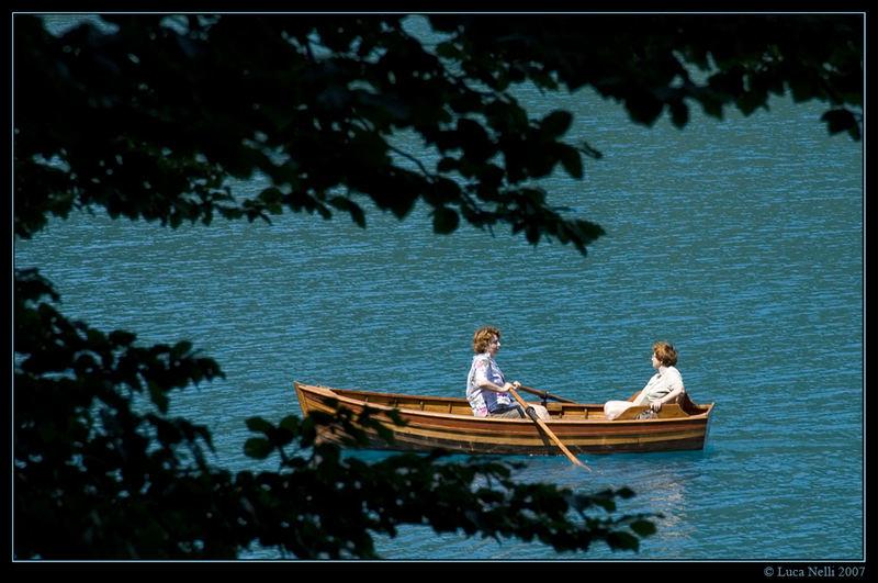 ...finchè la barca va...