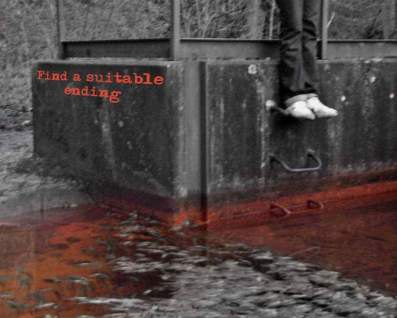 Find a suitable ending
