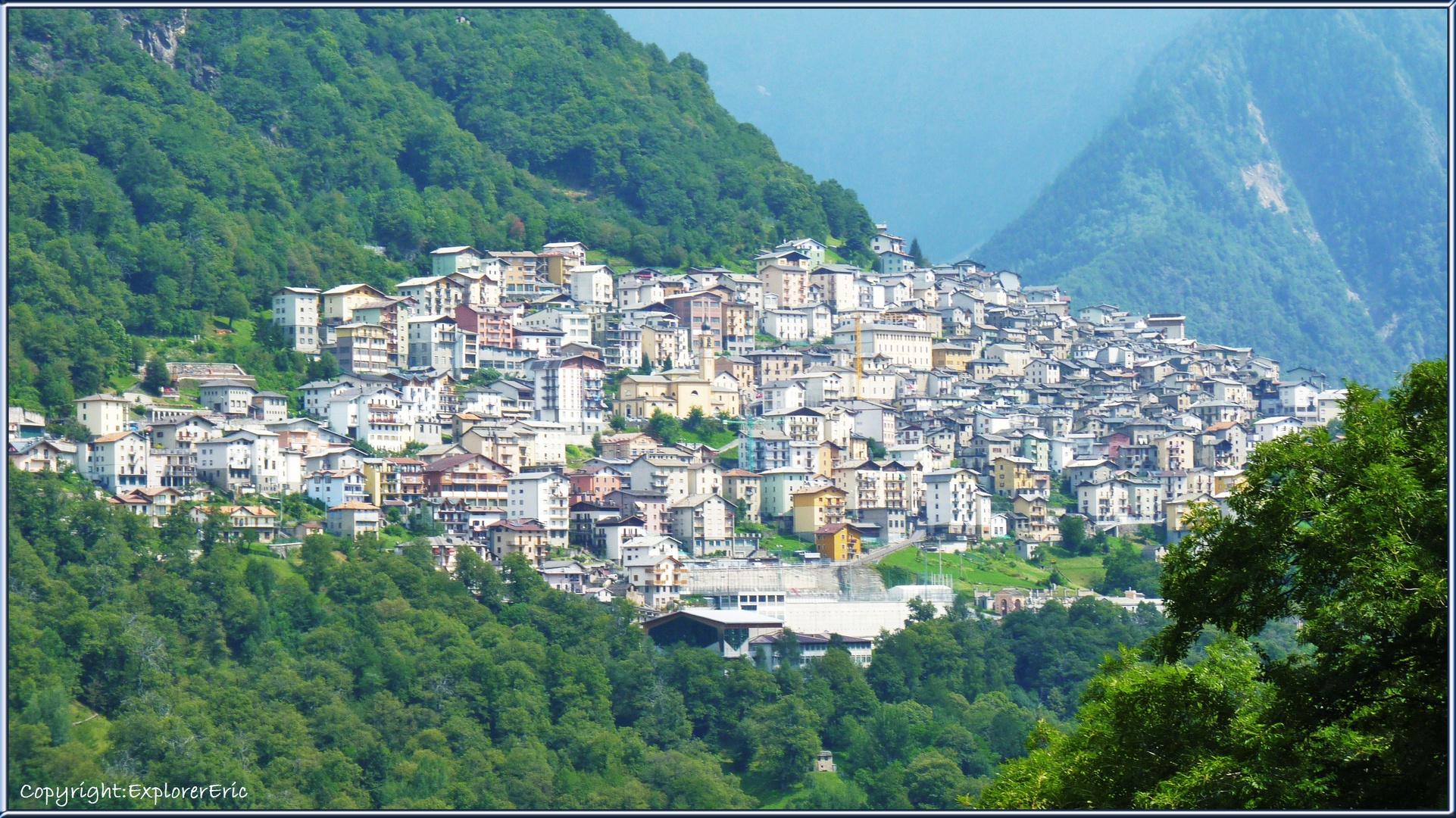 Finero im Valle Canobbio.................