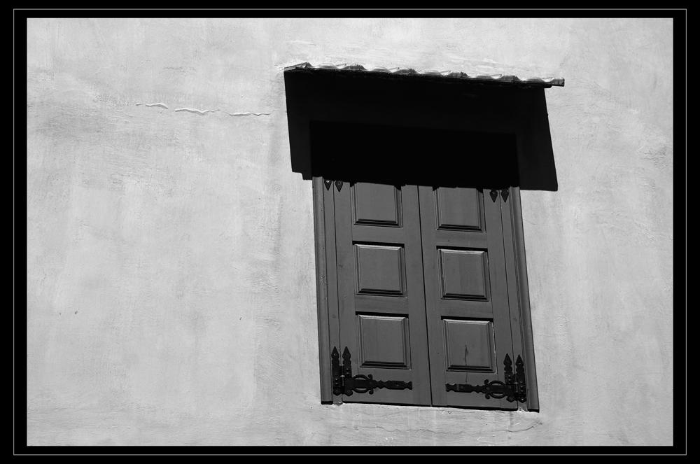finestra ed ombra