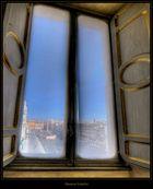 Finestra su Piazza Navona