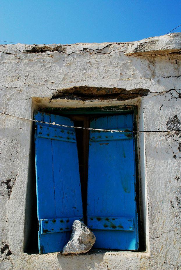 Finestra sul blu
