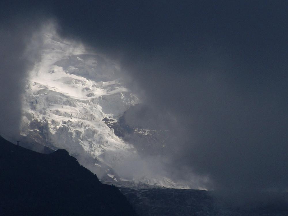 Finestra sul ghiacciaio
