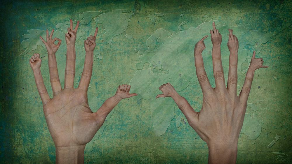 Fingergestik