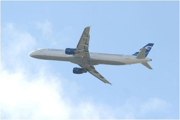 Finnair Flugzeug