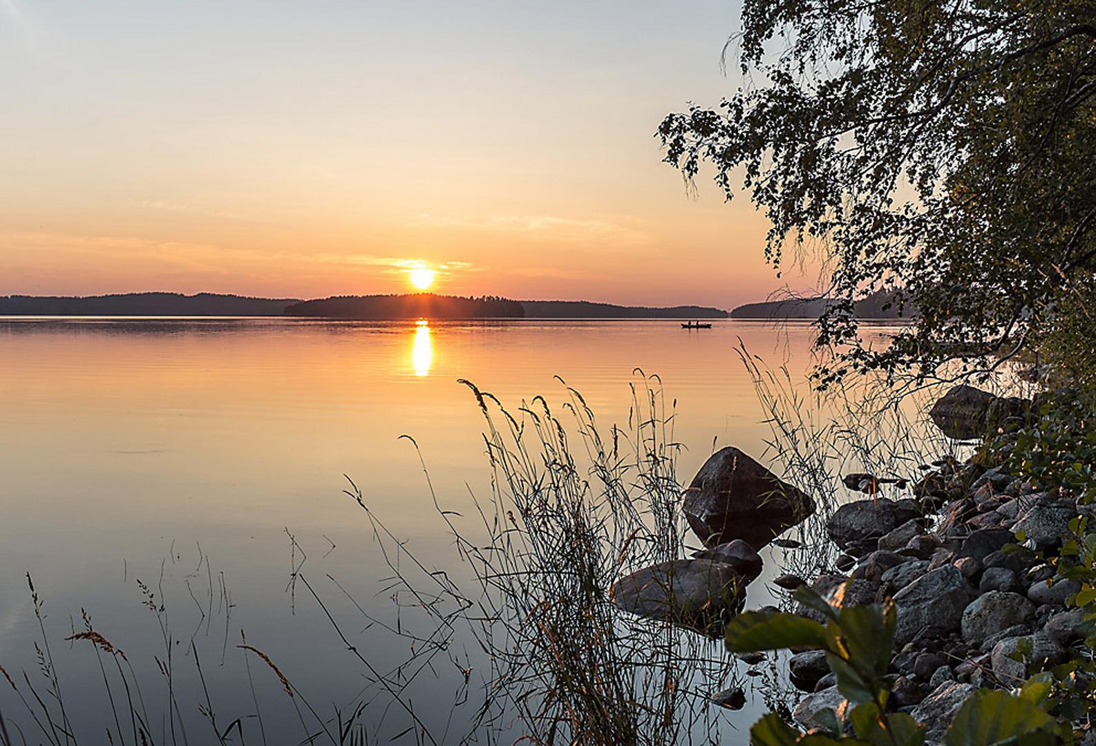finnische Impressionen: Postkarte