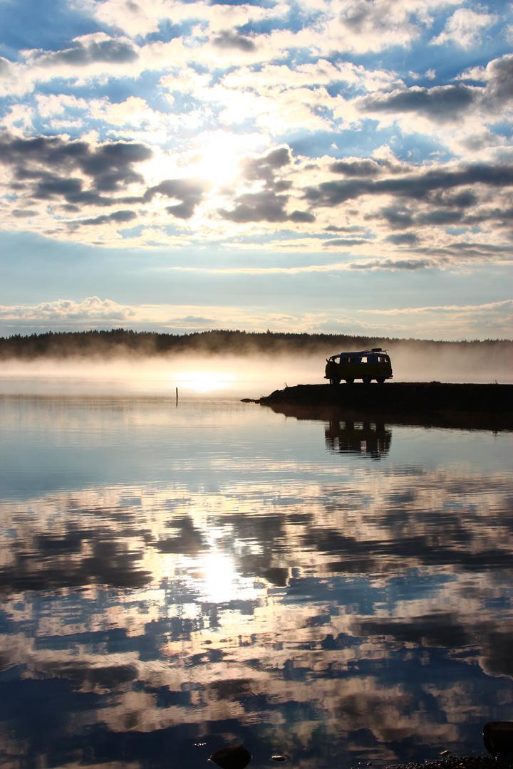 Finnische Morgenstimmung