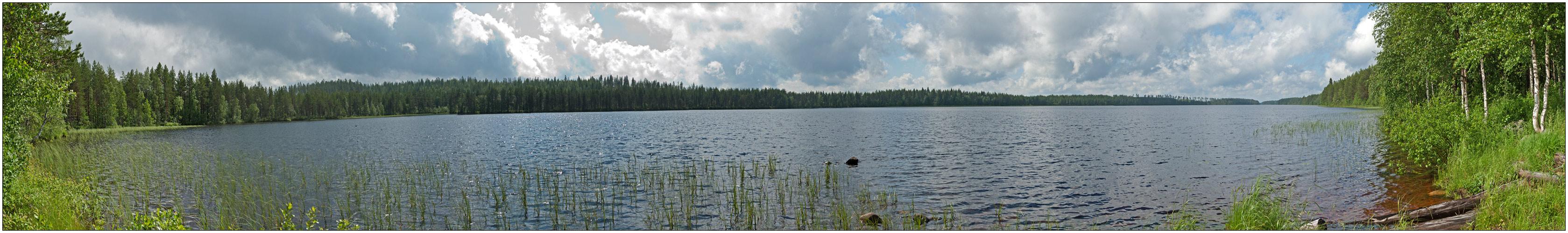 Finnland Bärenland [54] - Ruhe