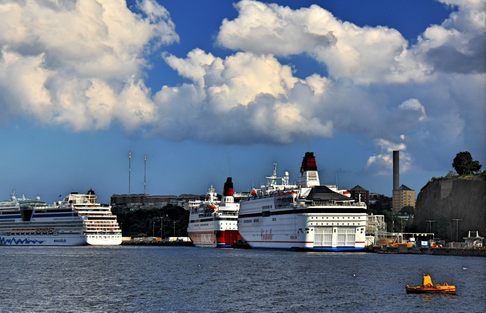 Finnlandfähren