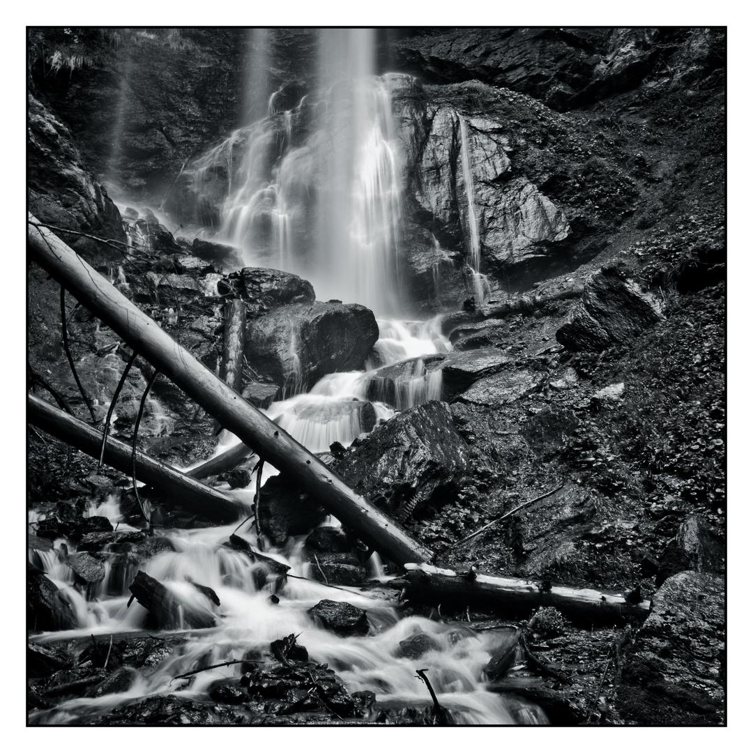 Finsterbach Wasserfall (III)