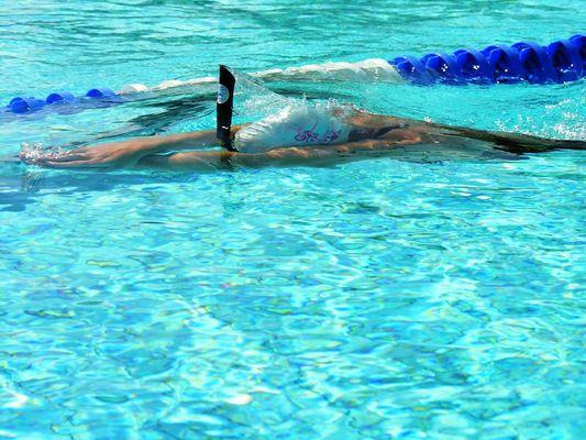 Finswimming II
