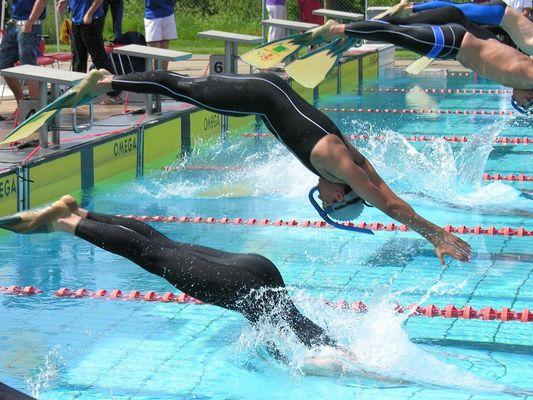Finswimming III